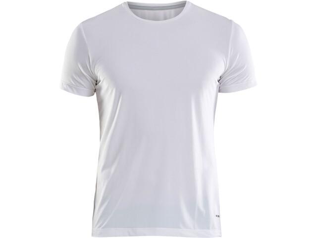 Craft Essential RN SS Shirt Herre white